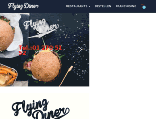 flying-diner.com screenshot