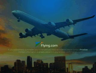 flying.com screenshot