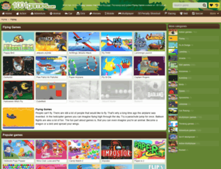 flying.gamesxl.com screenshot
