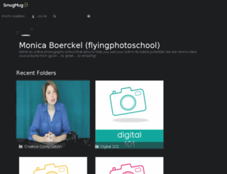 flyingphotoschool.com screenshot