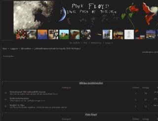 flyingpig.egetforum.se screenshot