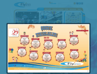 flyinn.com.tr screenshot