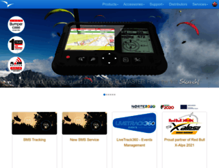 flymaster.net screenshot