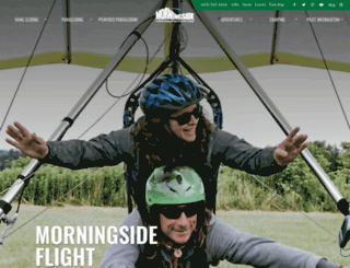 flymorningside.com screenshot