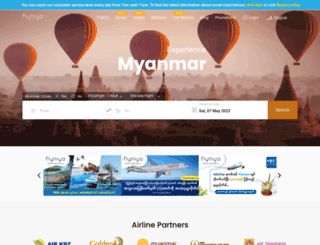 flymya.com screenshot