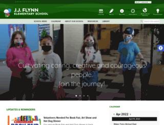 flynn.bsdvt.org screenshot