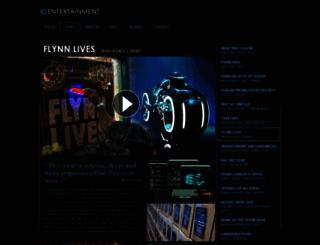 flynnlives.com screenshot