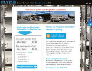 flypa.de screenshot