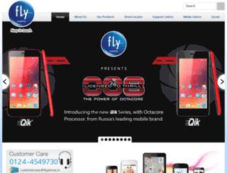 flyphone.in screenshot