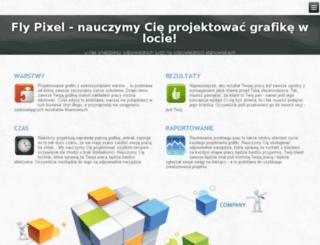 flypixel.sklep.pl screenshot