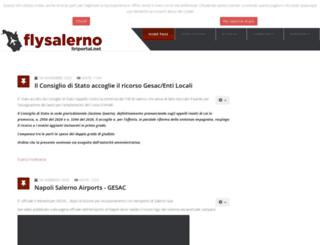 flysalerno.net screenshot