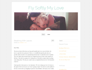flysoftly.wordpress.com screenshot