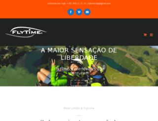 flytime-air.com screenshot
