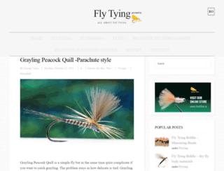 flytying.ro screenshot