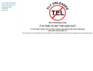 flyunleaded.com screenshot
