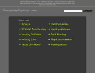 flywaysandbyways.com screenshot