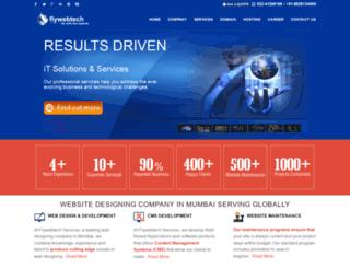 flywebtech.com screenshot