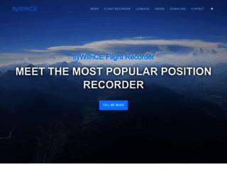 flywithce.com screenshot