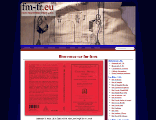 fm-fr.com screenshot