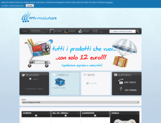 fm-multistore.com screenshot