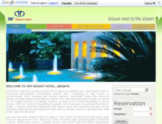 fm7.co.id screenshot