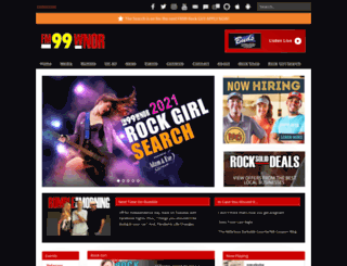 fm99.com screenshot