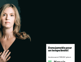 fmcoeur.ca screenshot