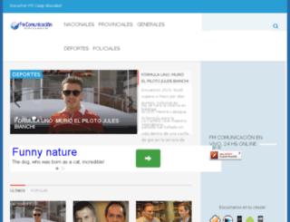 fmcomunicacion.net screenshot