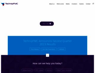 fmctechnologies.com screenshot