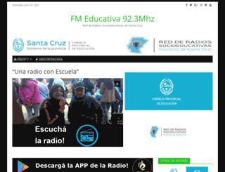 fmeducativa.edu.ar screenshot