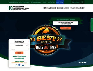 fmfcu.org screenshot