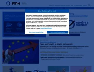 fmh.de screenshot