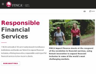 fmh.finca.org screenshot