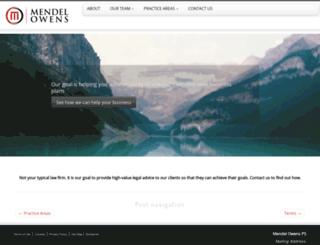 fmlegalgroup.com screenshot