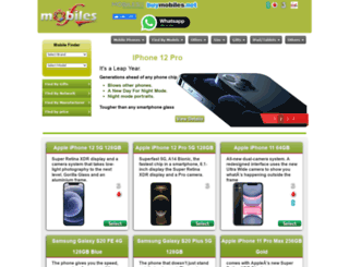 fmobiles.co.uk screenshot