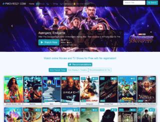 fmovies21.com screenshot