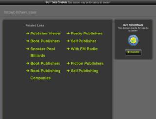 fmpublishers.com screenshot