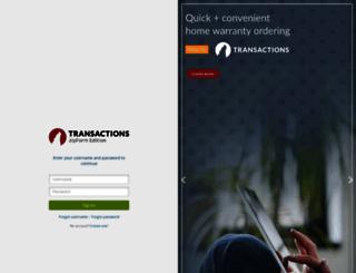 fmrealty.zipformonline.com screenshot
