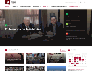 fmrm.es screenshot