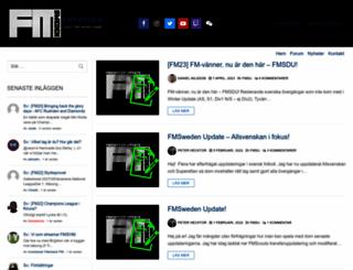 fmsweden.se screenshot