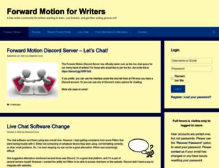 fmwriters.com screenshot