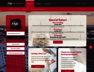 fnbfs.com screenshot