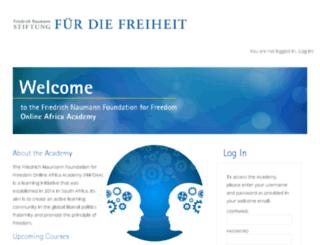 fnfonlineacademyafrica.com screenshot