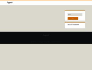 fngenii.com screenshot