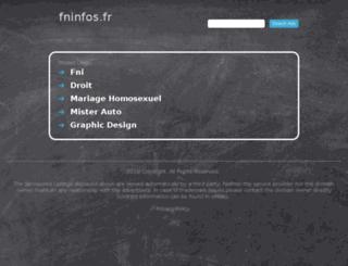 fninfos.fr screenshot