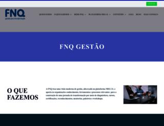 fnq.org.br screenshot