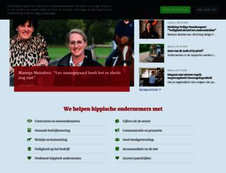 fnrs.nl screenshot