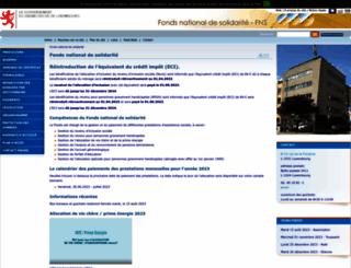 fns.lu screenshot
