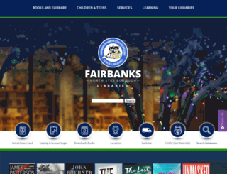 fnsblibrary.org screenshot