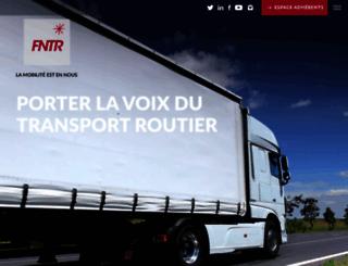 fntr.fr screenshot